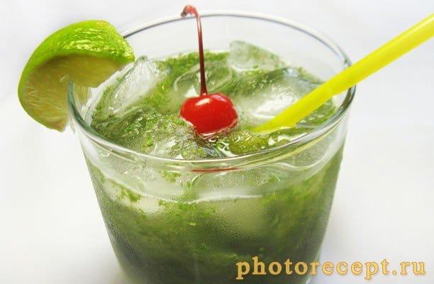 Домашний лимонад с соком лайма - рецепт с фото