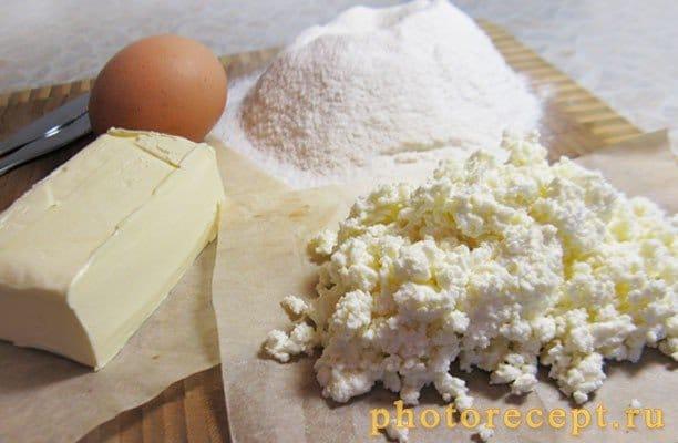 Творожное слоеное тесто-теория - рецепт с фото