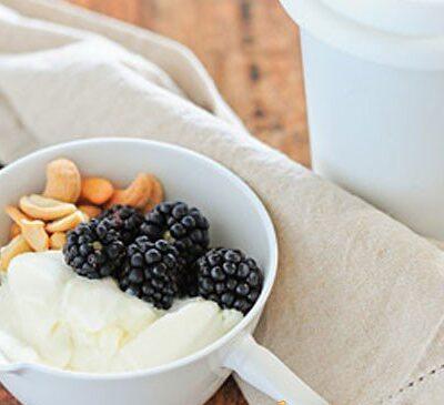 Домашний йогурт. Рецепт