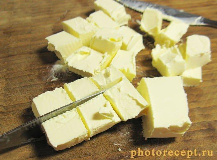 Фото рецепта - Пирог со сливами - шаг 1