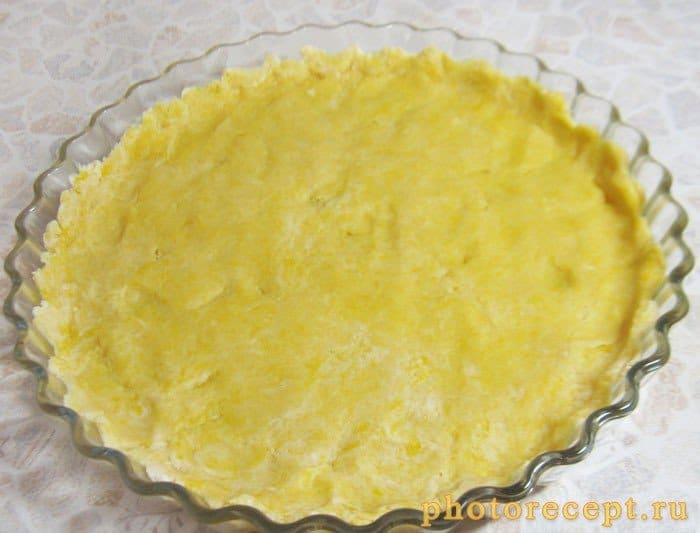 Фото рецепта - Пирог со сливами - шаг 6
