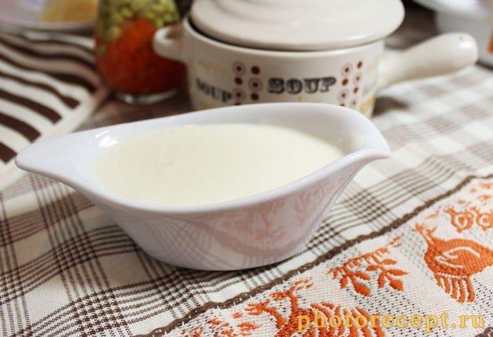 Белый Jine, пошаговый рецепт с фото