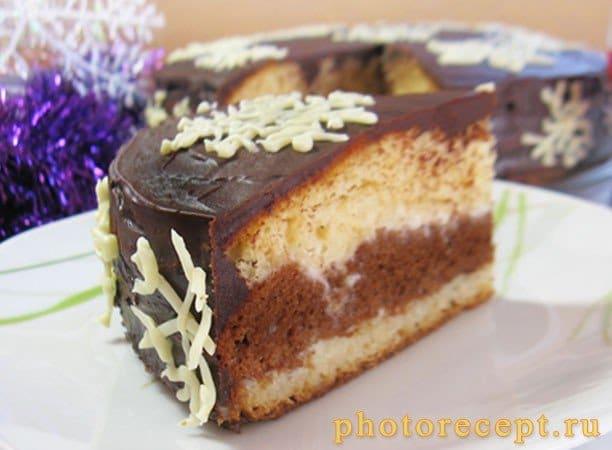 Торт Сметанник - рецепт с фото