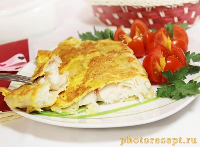 """Филе """"Опетито"""" – кулинарный рецепт"""