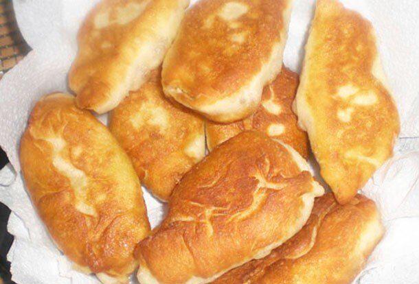 Рецепт пирожков с картошкой в хлебопечке