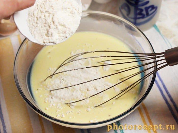 Фото рецепта - Запеканка с брокколи и сливками - шаг 5