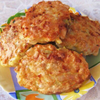 Рыбные зразы со шпинатом - рецепт с фото