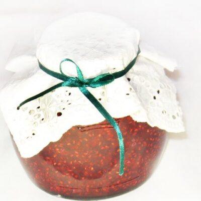 Малиновое варенье - рецепт с фото