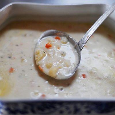 Суп из цветной капусты - рецепт с фото