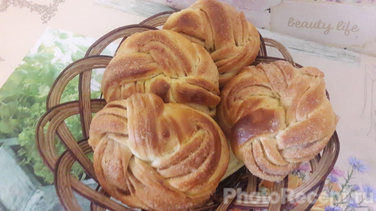 Вкуснейшие булочки с корицей