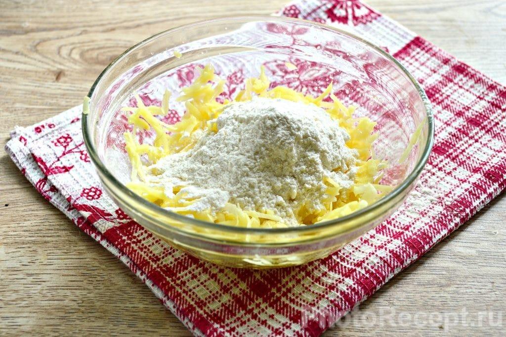Фото рецепта - Драники из картофеля - шаг 3