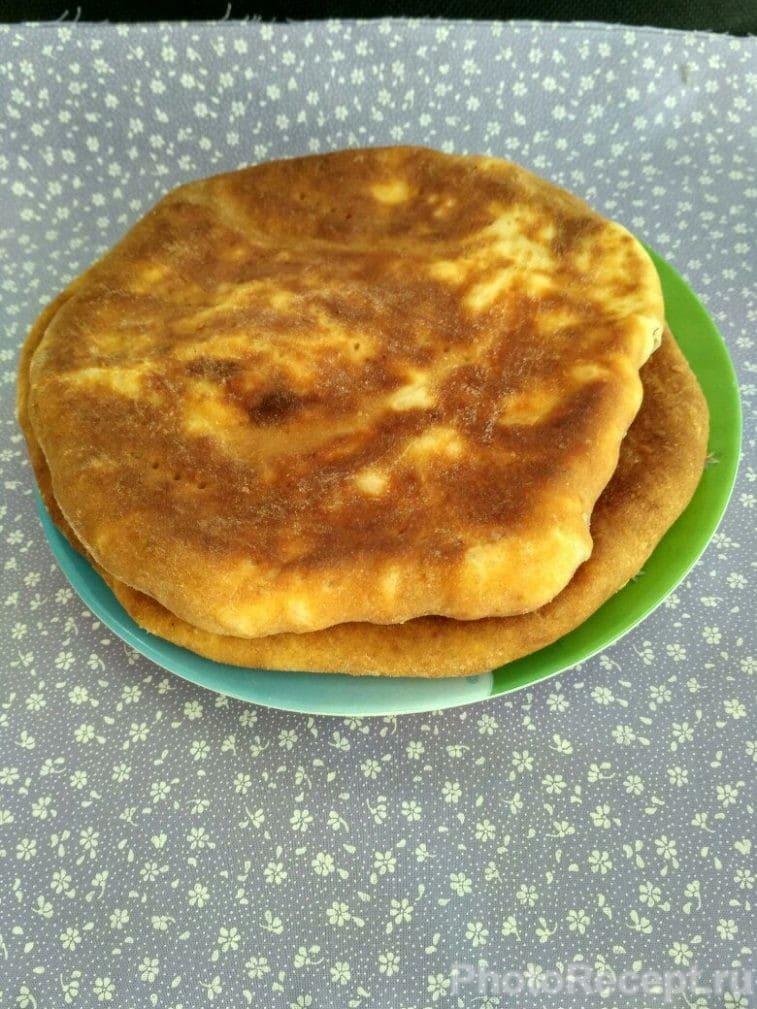 Фото рецепта - Хачапури по-мегрельски - шаг 5