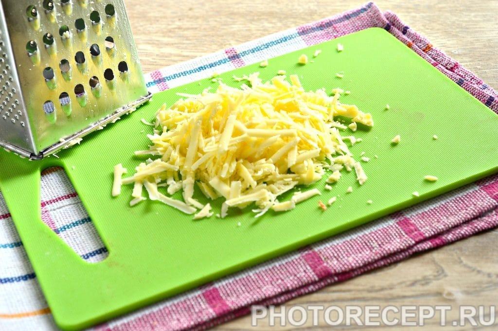 Фото рецепта - Куриные бедрышки в сметане под сырной корочкой - шаг 7