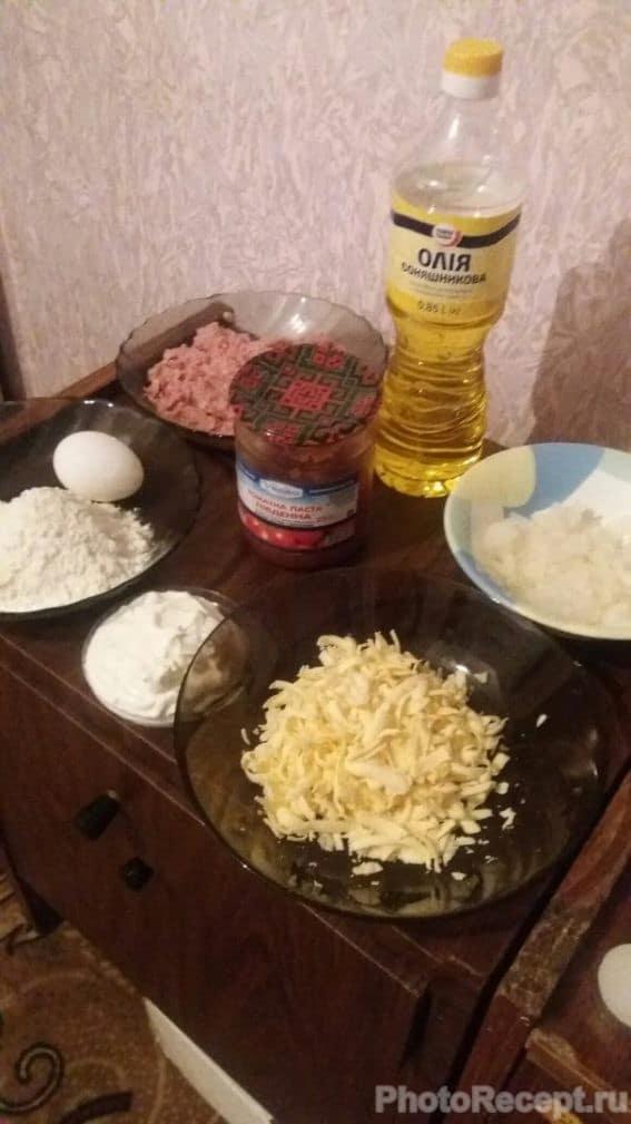 Фото рецепта - Домашняя лазанья - шаг 1