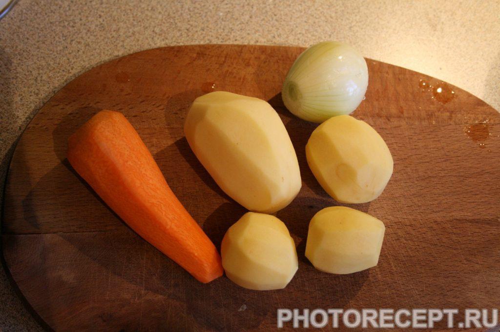Фото рецепта - Рассольник классический на мясном бульоне - шаг 5