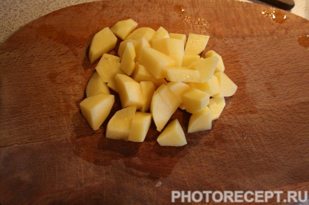 Фото рецепта - Рассольник классический на мясном бульоне - шаг 14