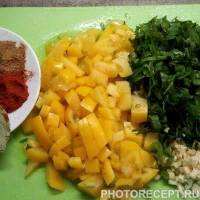 Фото рецепта - Солянка с грибами, с запасом на зиму - шаг 6