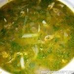 Фото рецепта - Щи из свежей капусты и курицы - шаг 7