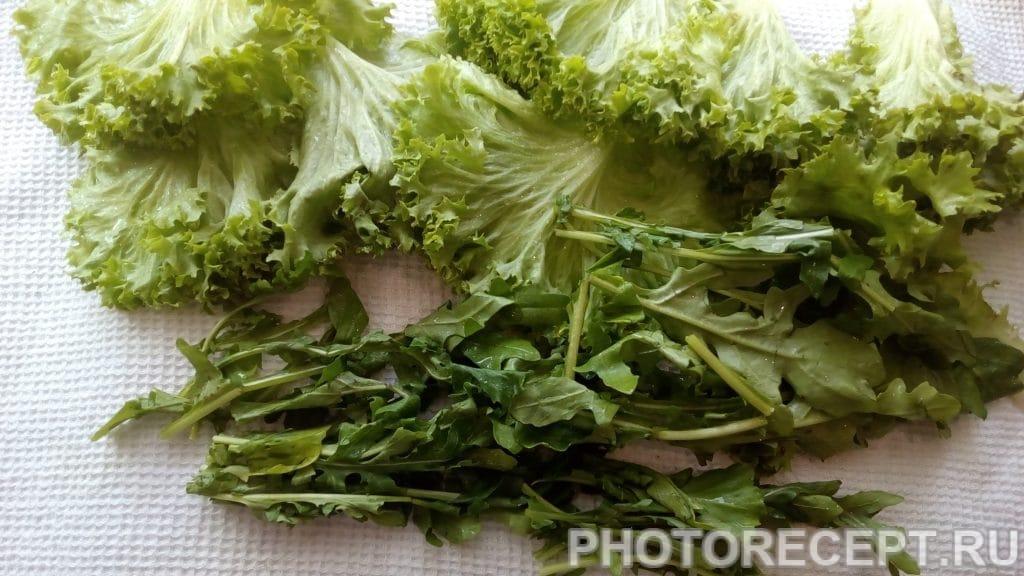 Фото рецепта - Салат Цезарь - шаг 4