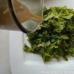Фото рецепта - Салат Цезарь - шаг 7