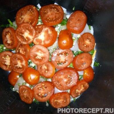 Фото рецепта - Запеченная куриная грудка с овощами - шаг 7
