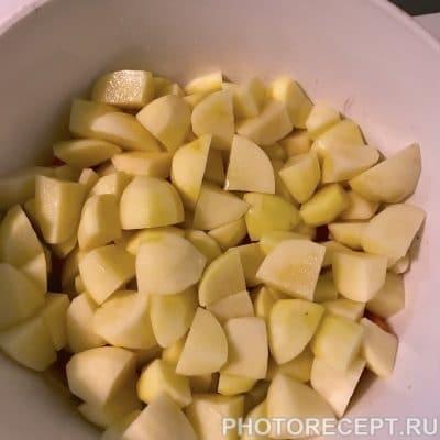"""Фото рецепта - Тушёный картофель """"Ароматный"""" - шаг 4"""
