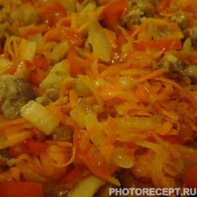 Фото рецепта - Лёгкий рецепт очень сытного обеда – Лагман - шаг 3