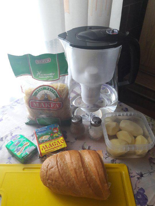 Фото рецепта - Легкий сырный супчик - шаг 1