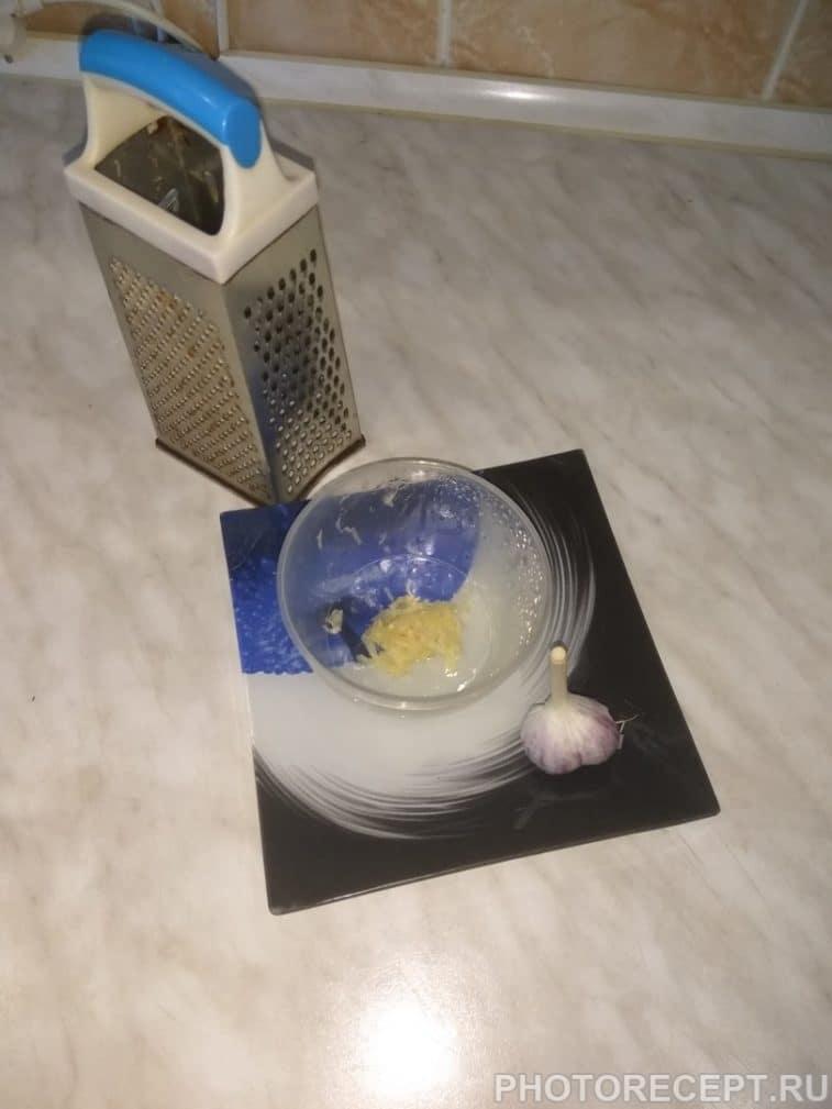 Фото рецепта - Гуляш из куриной грудки и шампиньонов - шаг 7