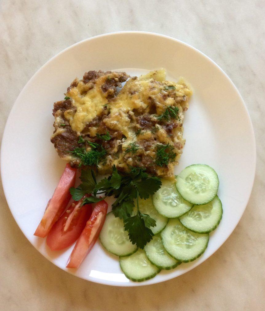 Фото рецепта - Картошка по-французски - шаг 5