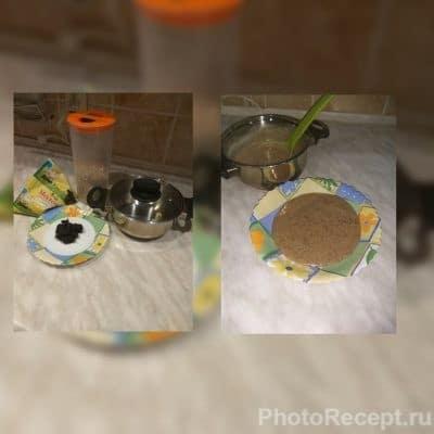 Каша овсяная с черносливом - рецепт с фото