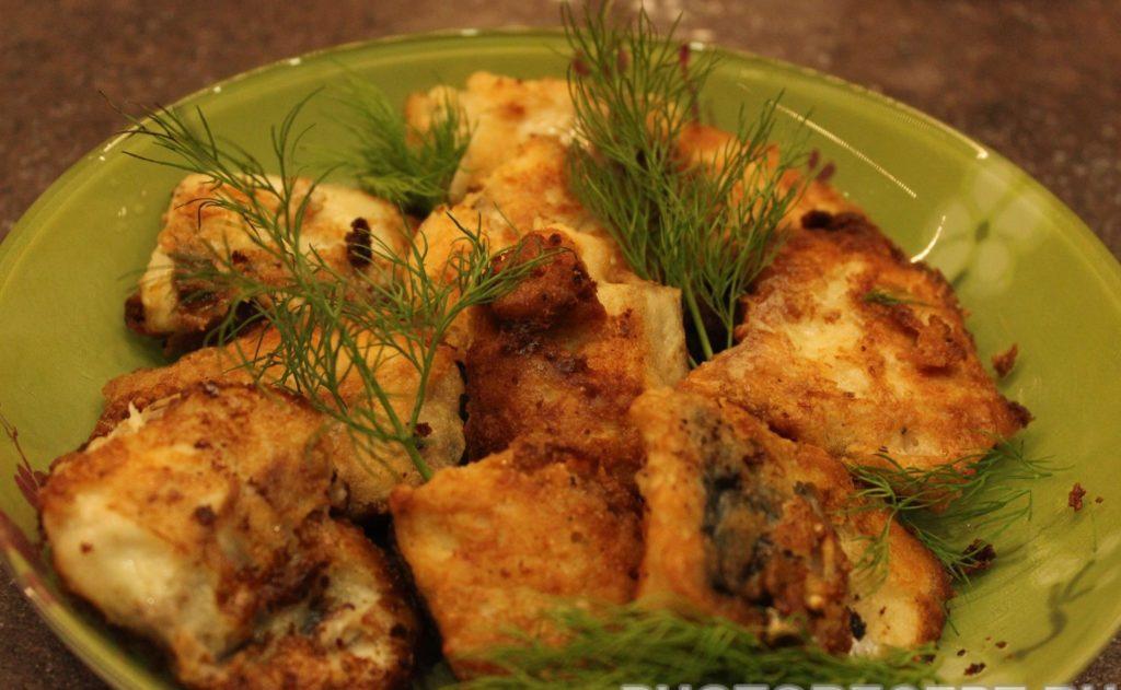 Фото рецепта - Рыба в кляре - шаг 6