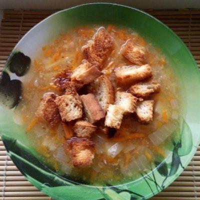 Гороховый суп в мультиварке - рецепт с фото