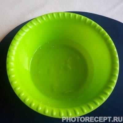 Фото рецепта - Лимонный манник с ромовой пропиткой - шаг 3