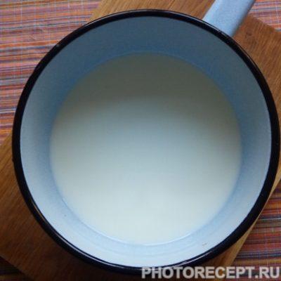"""Фото рецепта - Тыквенная каша с медом и изюмом """"Золотая осень"""" - шаг 9"""