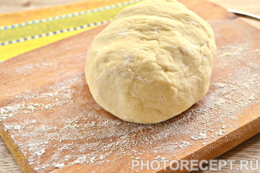 Фото рецепта - Домашние пельмени с мясным фаршем - шаг 1
