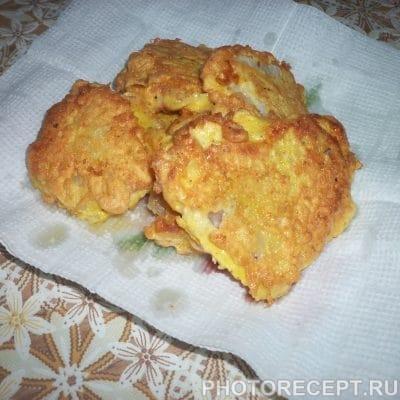 Фото рецепта - Минтай в кляре – вкусно, полезно, быстро - шаг 4
