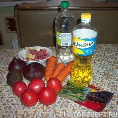 Фото рецепта - Свекольник на зиму – все витамины в одной банке - шаг 1