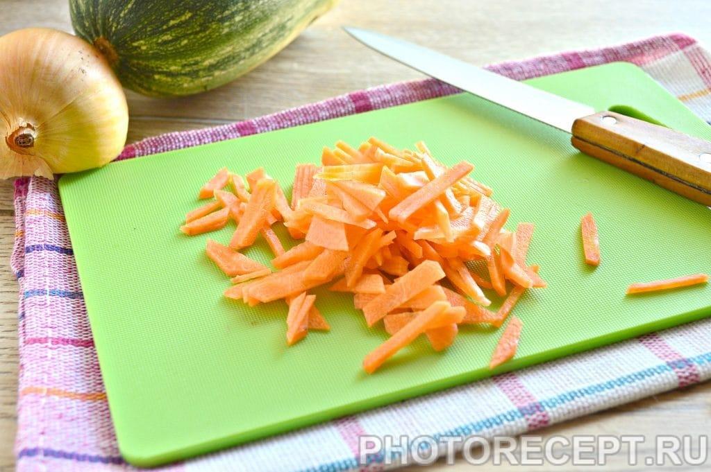 Фото рецепта - Куриный бульон с овощами - шаг 2