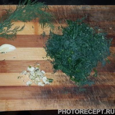 Фото рецепта - Классический борщ – пальчики оближешь - шаг 9