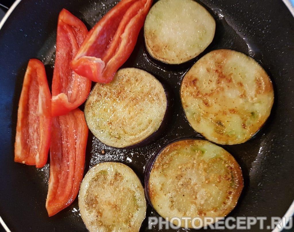 Фото рецепта - Нежные куриные сердечки с овощами - шаг 6