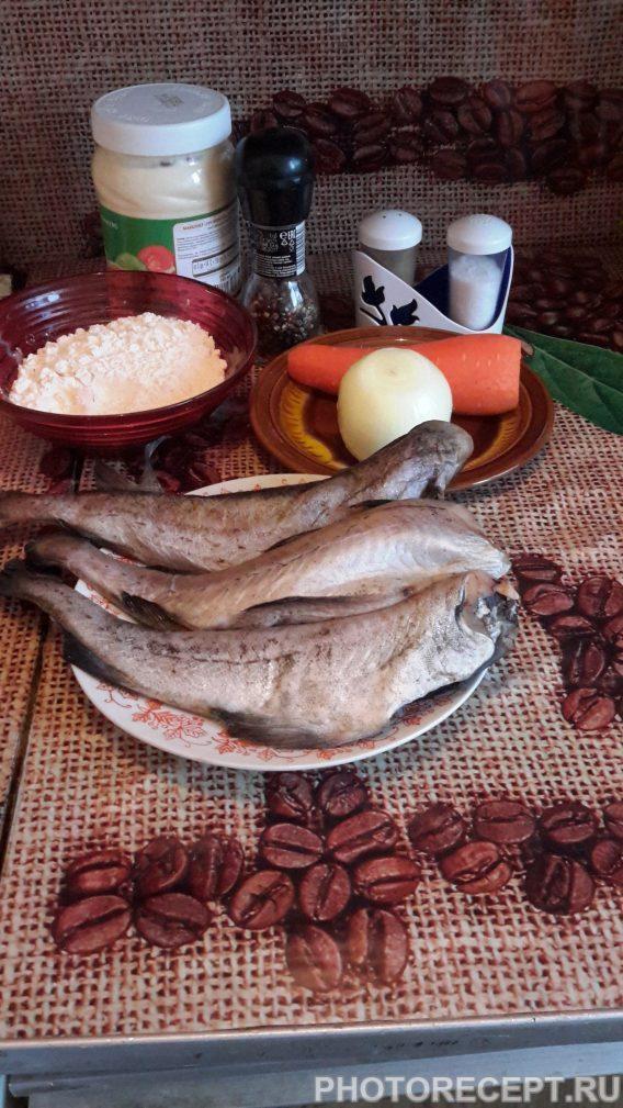 Фото рецепта - Рыба с овощами - шаг 1