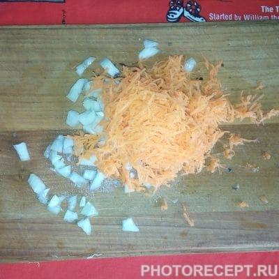Фото рецепта - Грибной суп с лапшой - шаг 3