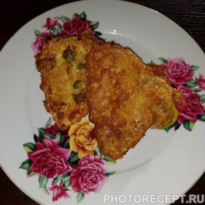 Куриные отбивные в панировке из семечек - рецепт с фото