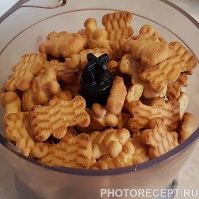 Фото рецепта - Домашний чизкейк из творога - шаг 2