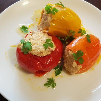 Фаршированный перец  «Классический» - рецепт с фото
