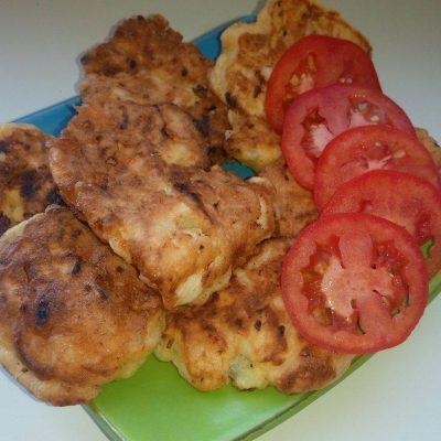 Куриные рубленые котлеты с сыром - рецепт с фото