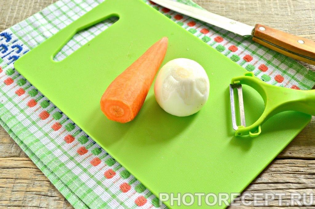 Фото рецепта - Мясо с овощами на сковороде - шаг 3