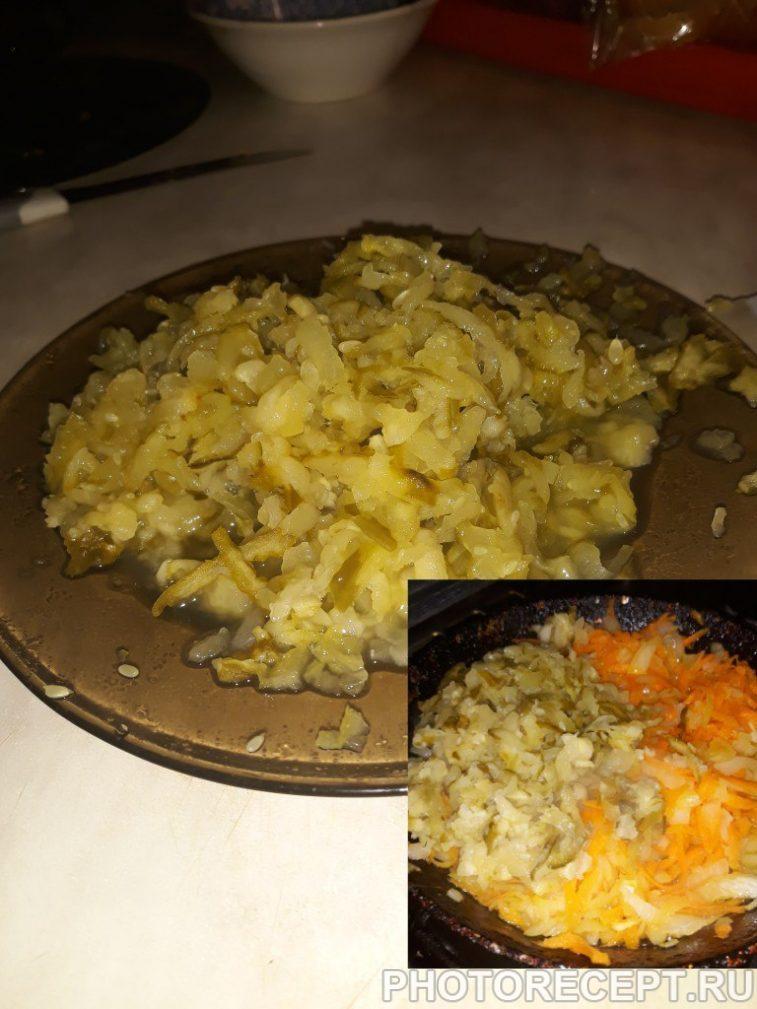 Фото рецепта - Ароматный рассольник с рисом - шаг 5