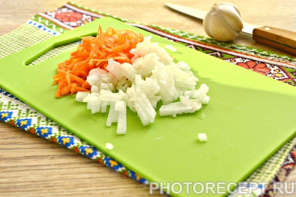 Фото рецепта - Щи из свежей капусты на говяжьем бульоне - шаг 4